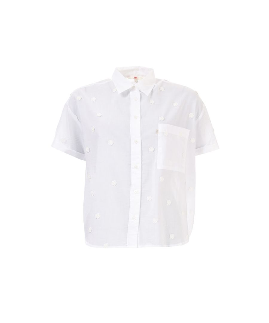 Image for Women's Levis Maxine Shirt in White