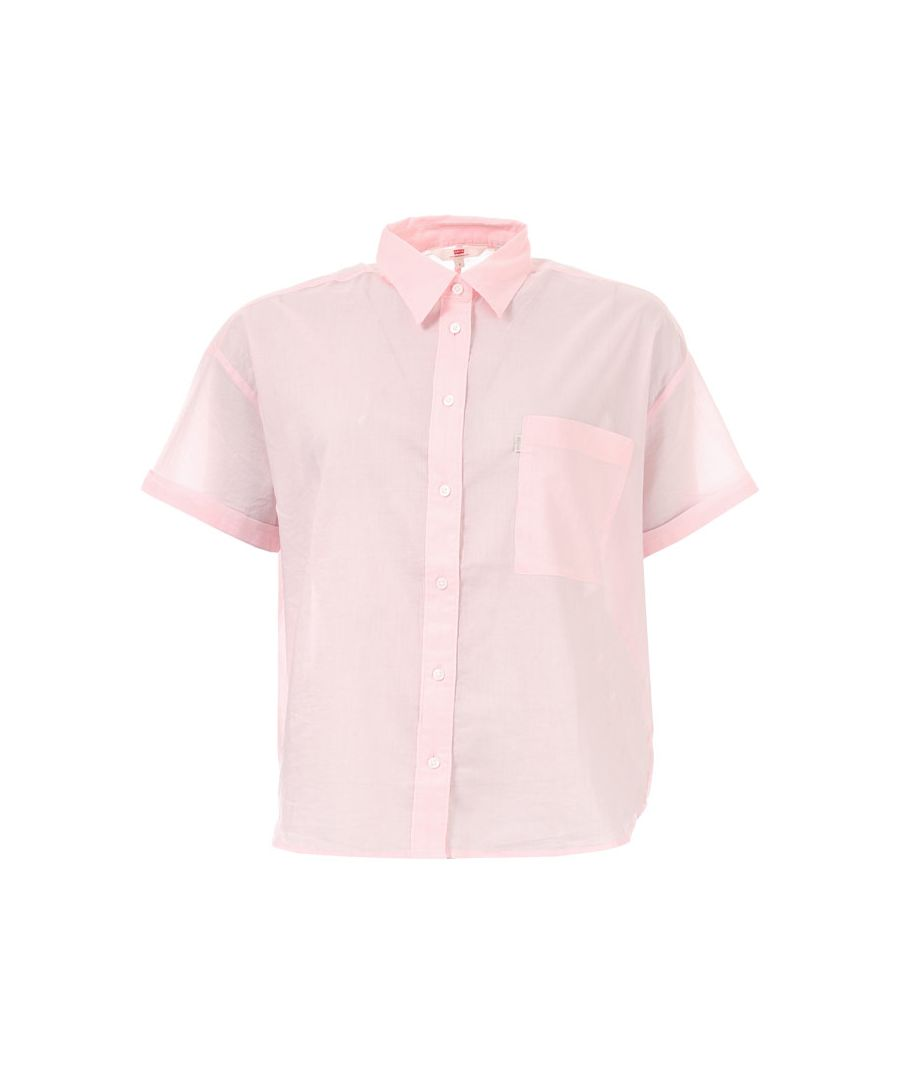 Image for Women's Levis Maxine Shirt in Pink