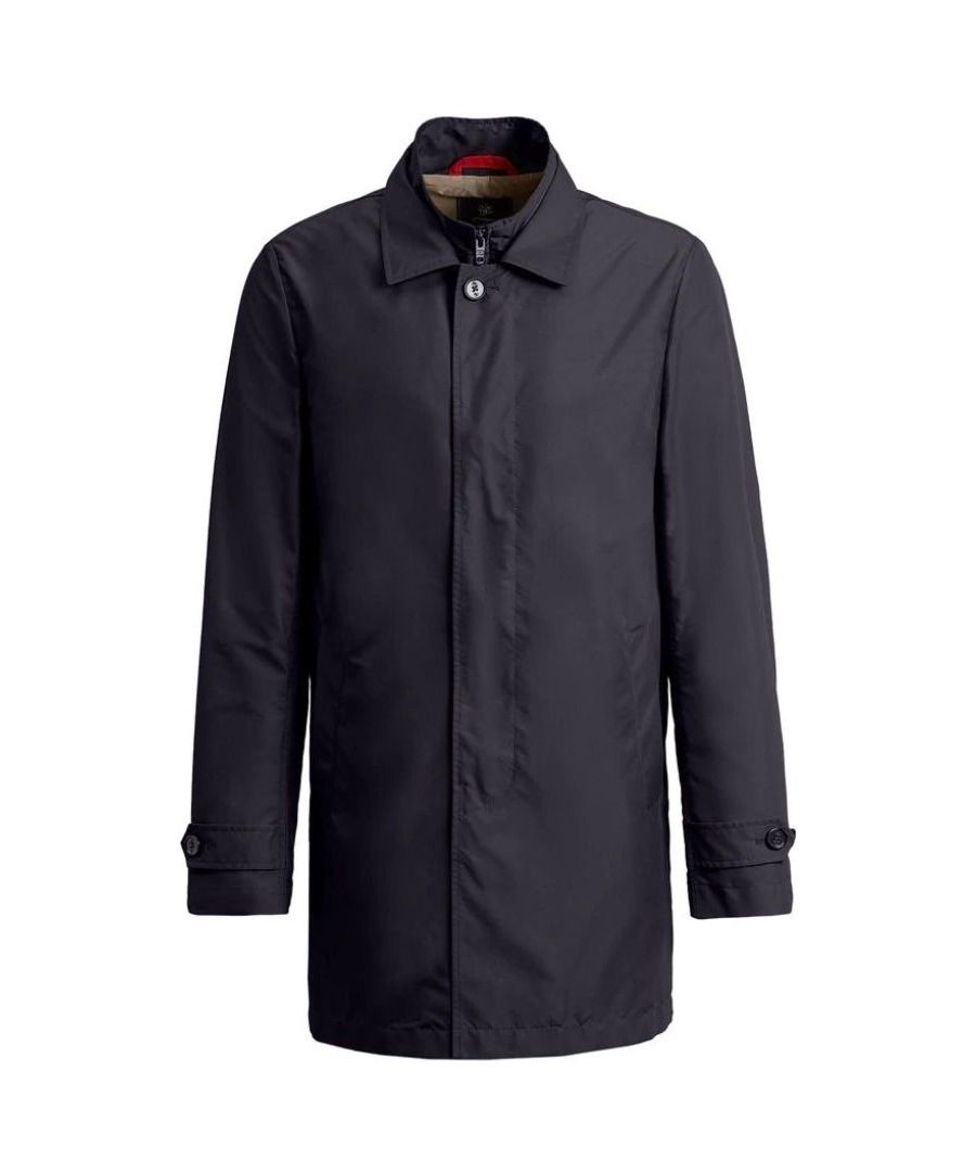 Image for FAY MEN'S NAM61400030AXXU804 BLUE POLYAMIDE OUTERWEAR JACKET