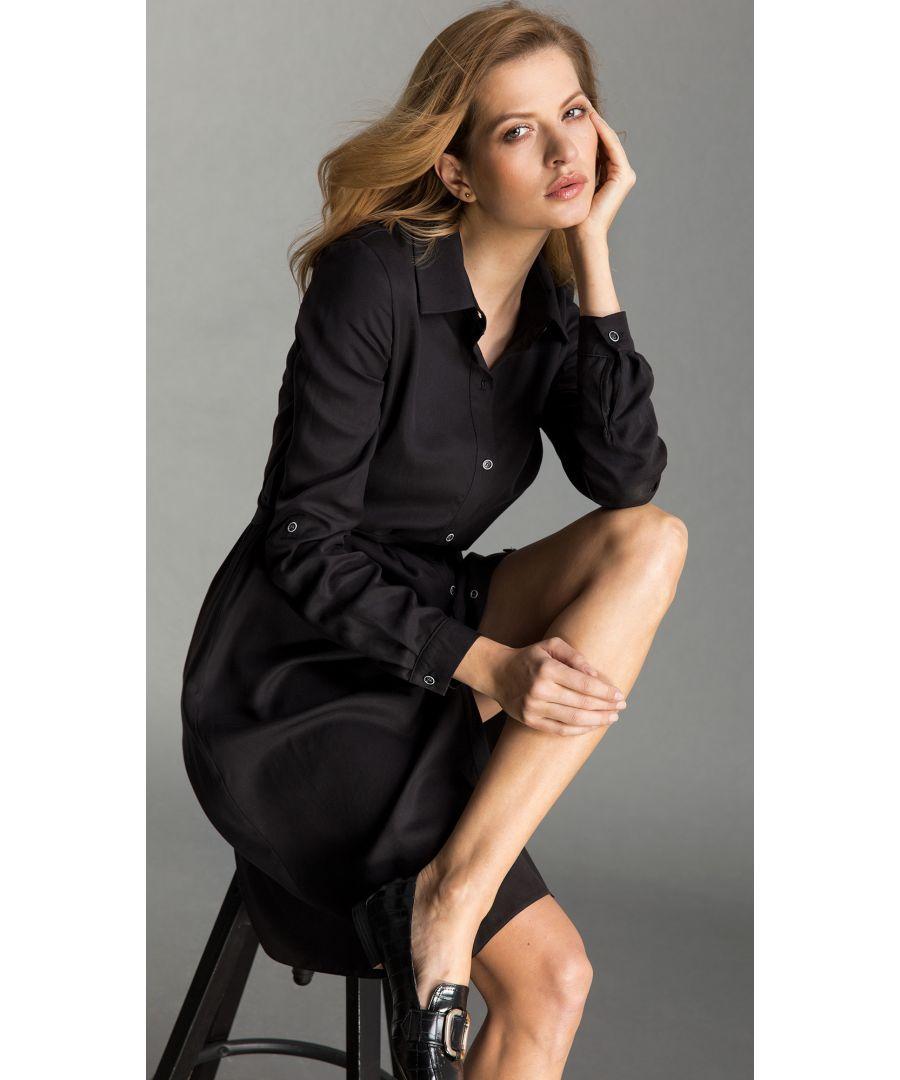 Image for Julie Black Dress