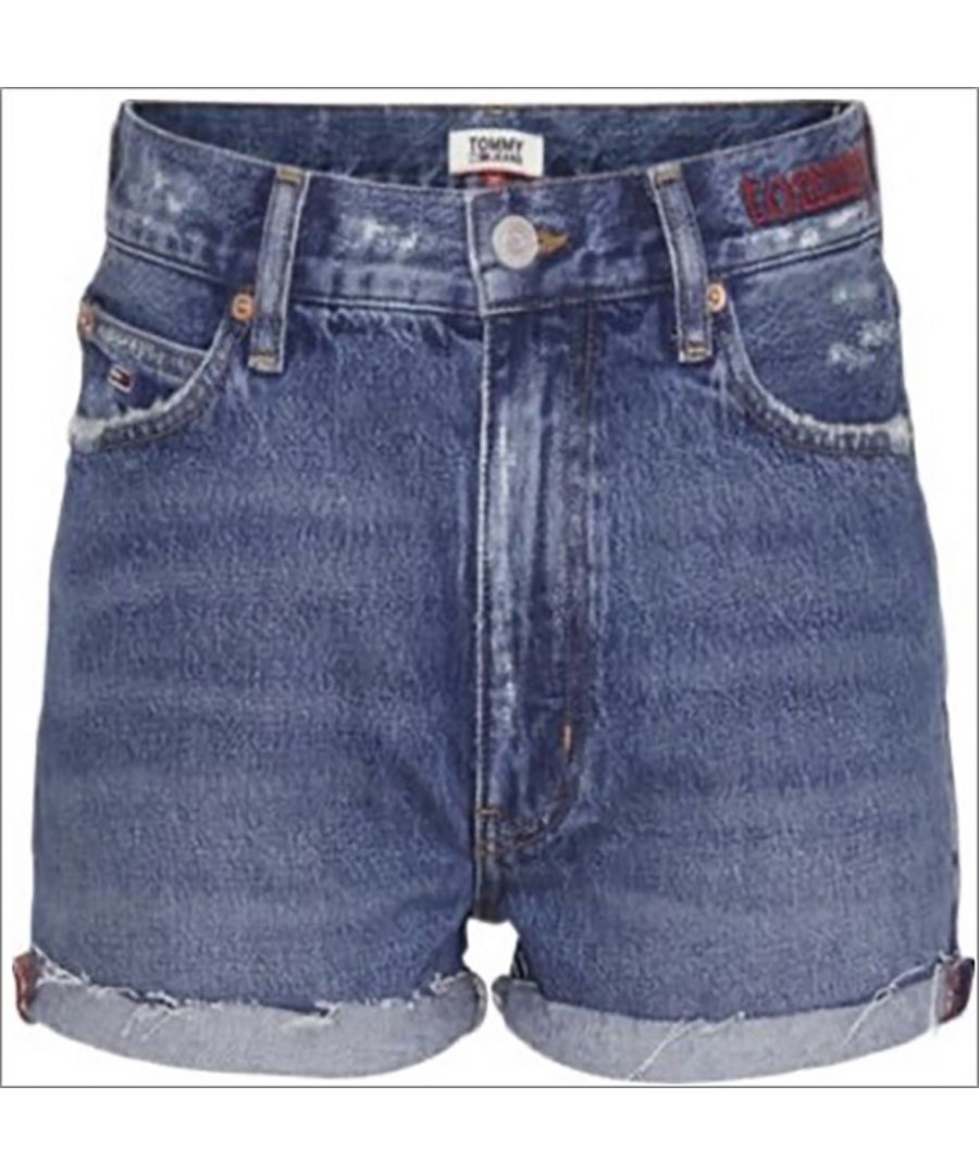 Image for Tommy Hilfiger Women's Shorts Denim