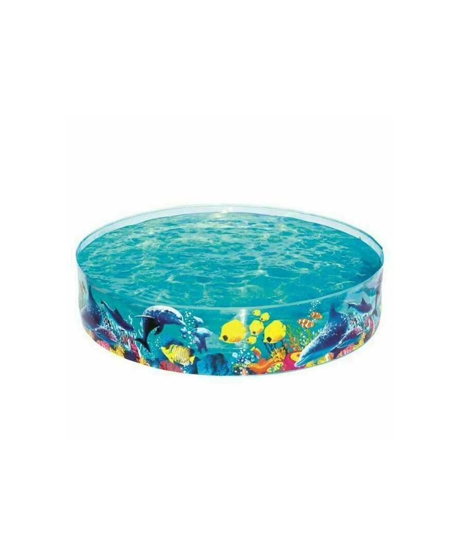 Image for Bestway Fill 'N Fun Odyssey Pool - 38cm