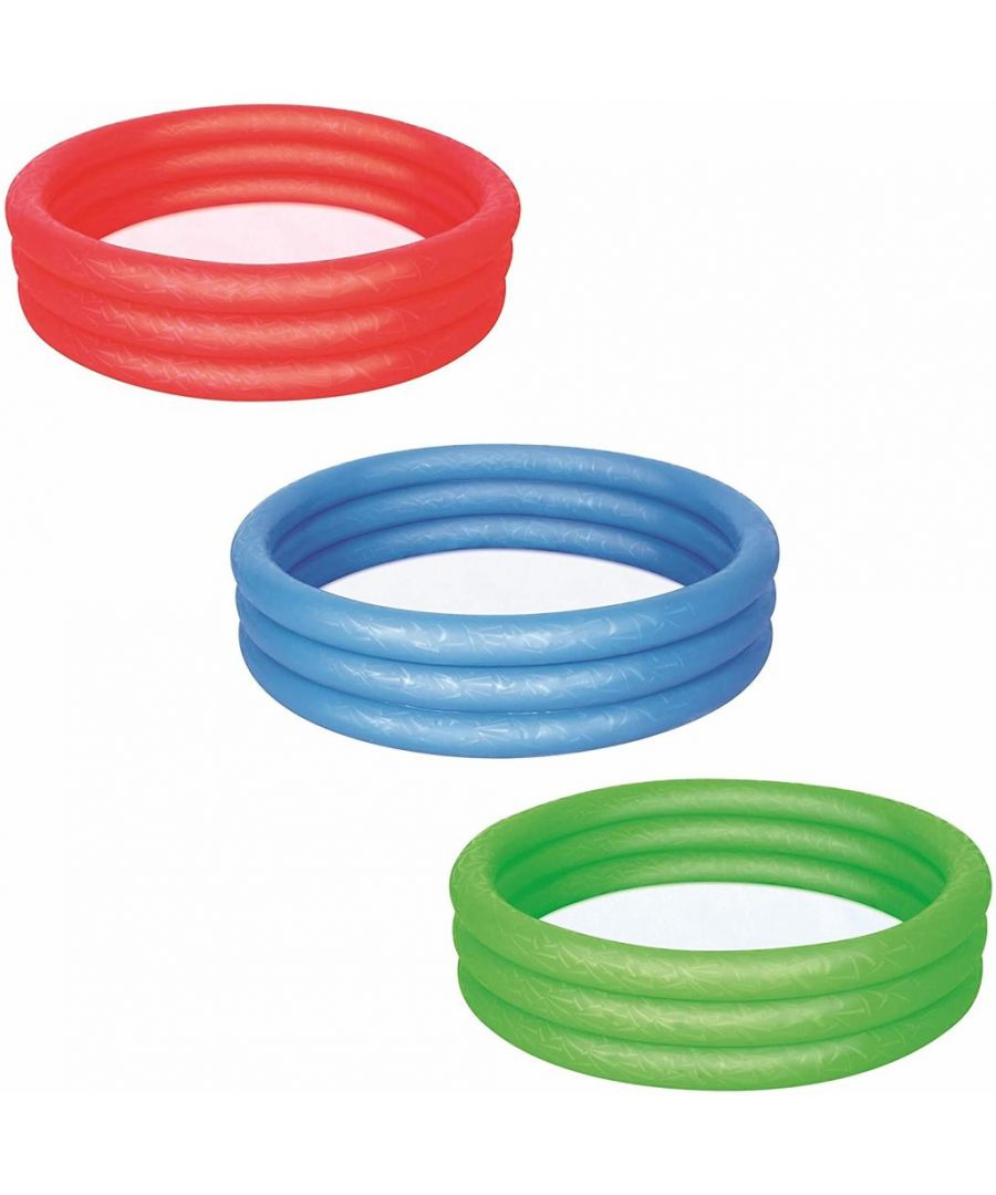 Image for Bestway Play Pool Set Assorted colours - 25cm