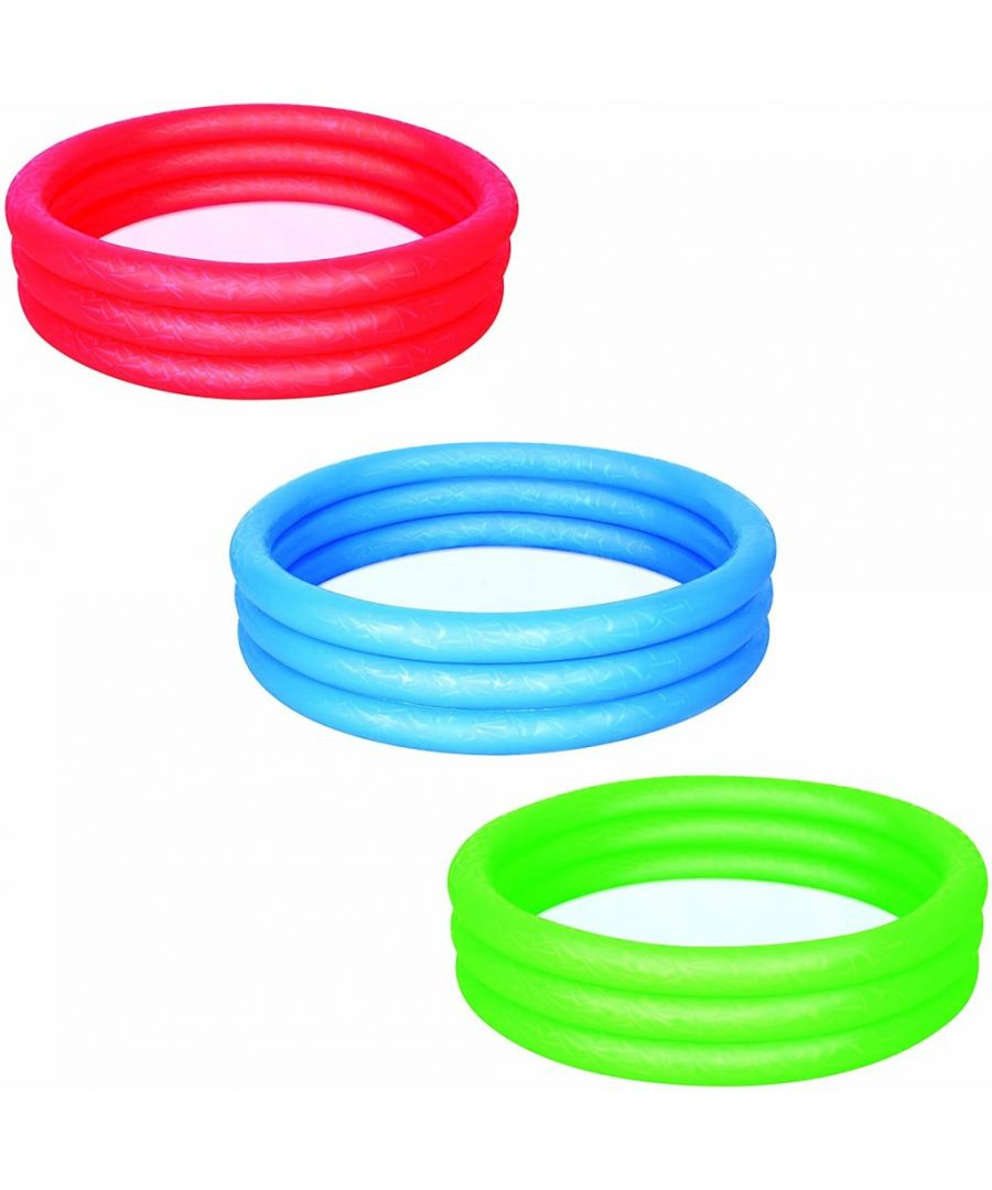 Image for Bestway Play Pool Set Assorted colours - 30cm