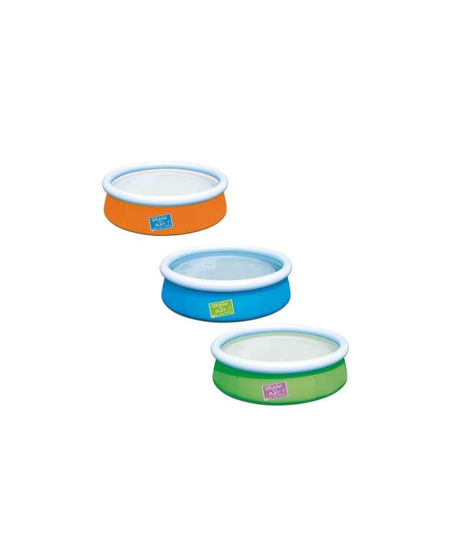 Image for Bestway My First Fast Set Pool Set Assorted Colours  - 38cm
