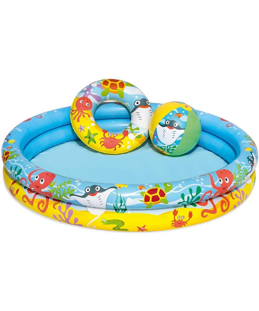 Image for Bestway Play Pool Set - 20cm