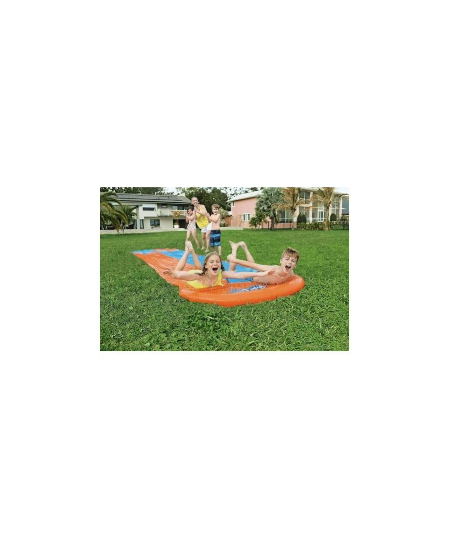 Image for Bestway H20go Double Water Slide