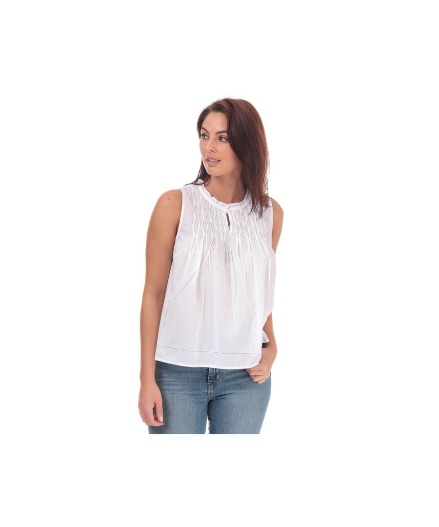 Image for Women's Levis Teagan Top in White