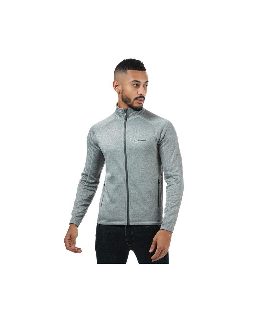 Image for Men's Berghaus Spitzer Fleece Jacket in Grey