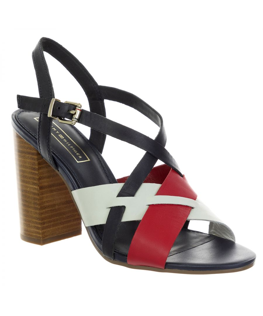 Image for Tommy Hilfiger Heel Sandals
