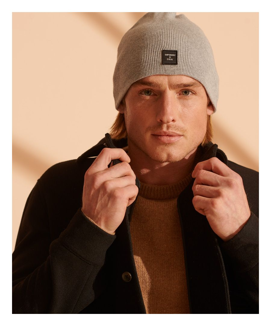 Image for Superdry Fine Luxe Beanie Hat