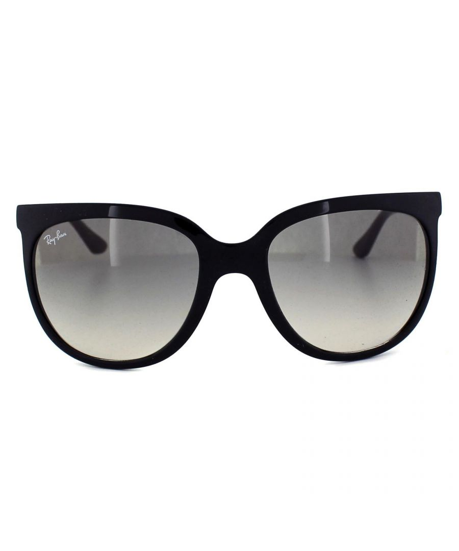 Image for Ray-Ban Sunglasses Cats 1000 4126 Black Grey Gradient 601/32