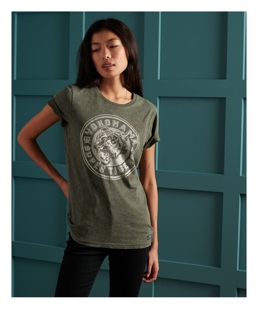 Image for Superdry Reworked Classic Foil T-Shirt