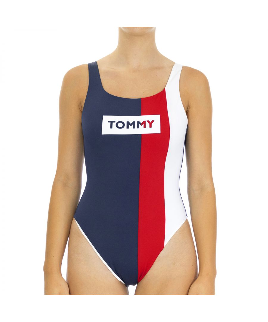 Image for Tommy Hilfiger Women's Swimwear Multicolor