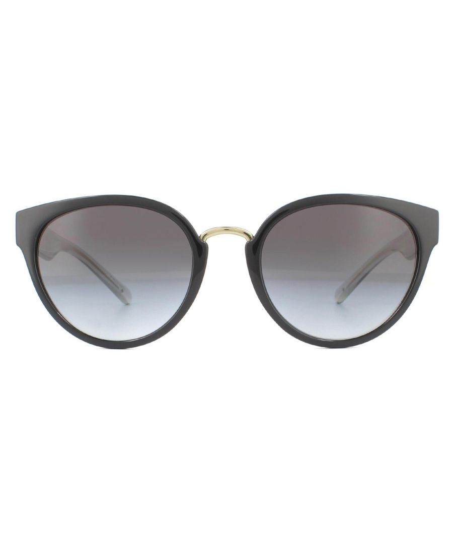 Image for Burberry Sunglasses BE4249 30018G Black Grey Gradient