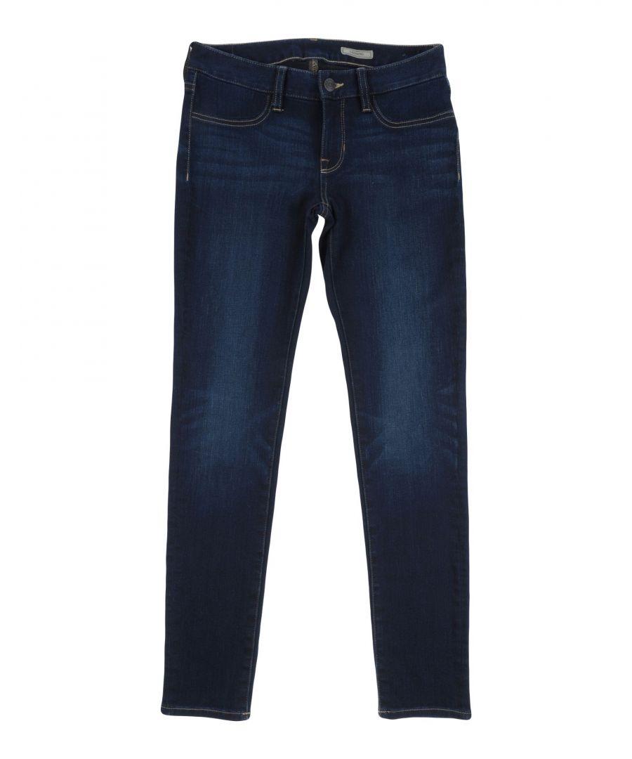 Image for Ralph Lauren Girl Denim trousers Cotton