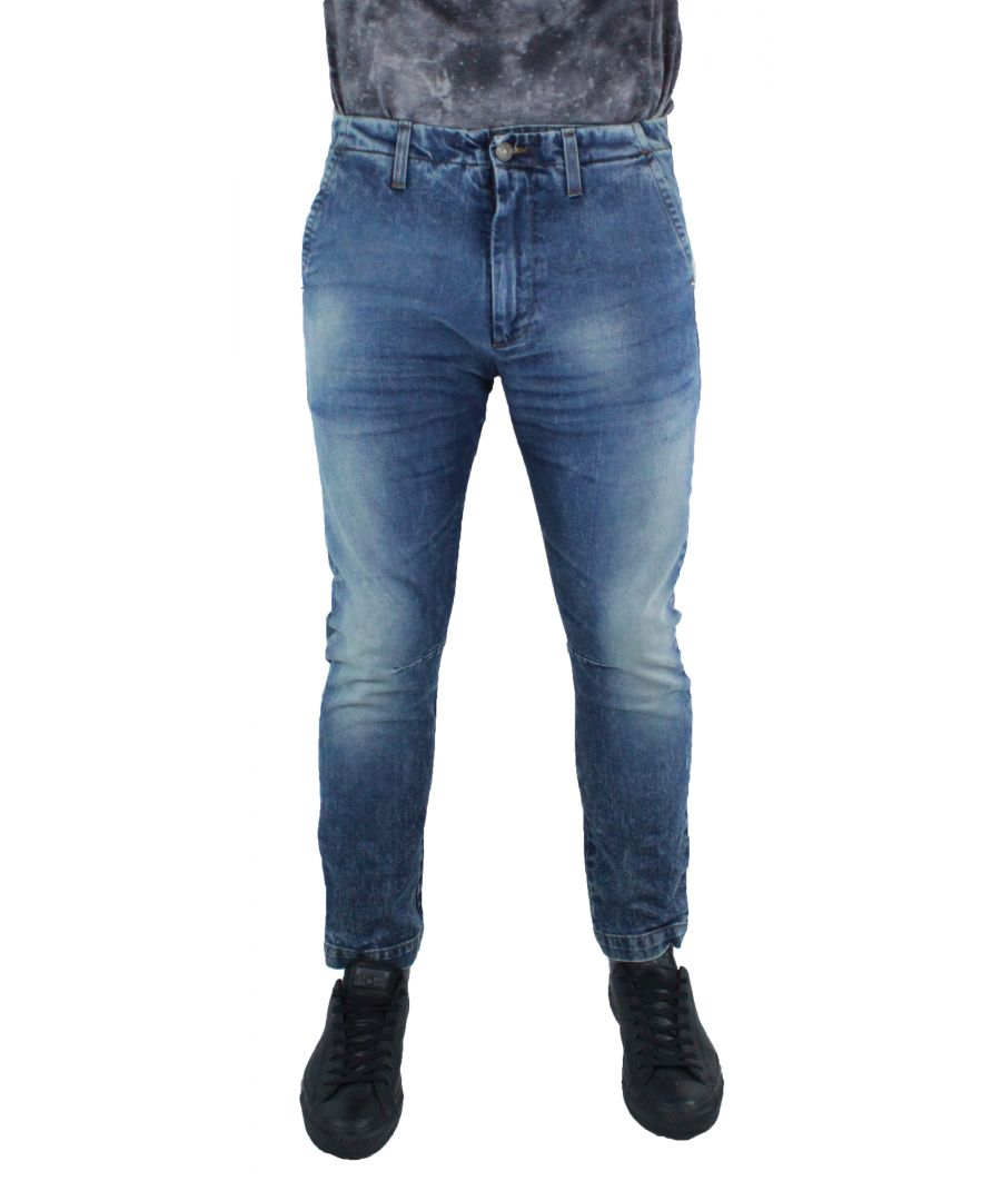Image for Pierre Balmain Slim Fit 6M2126 Jeans