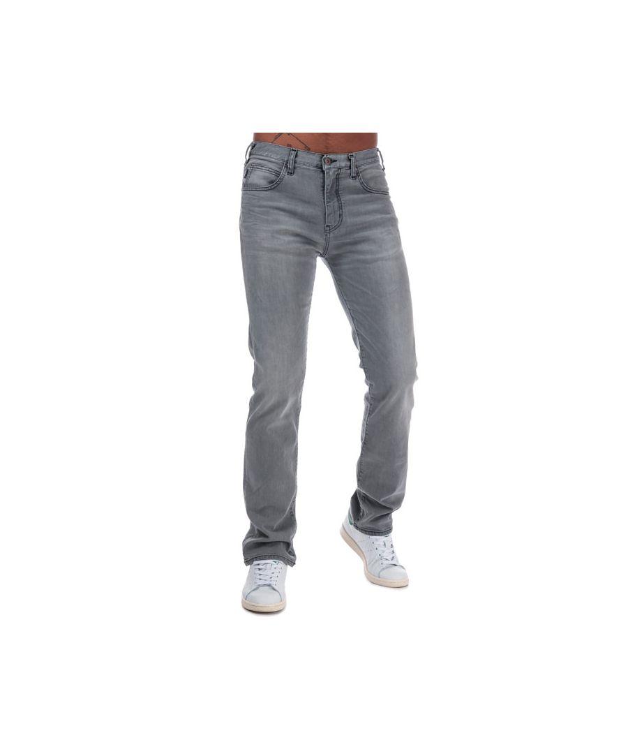 Image for Men's Armani J45 Slim Fit Jeans in Grey
