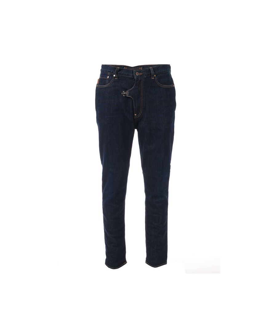 Image for Men's Armani J01 Jeans in Denim