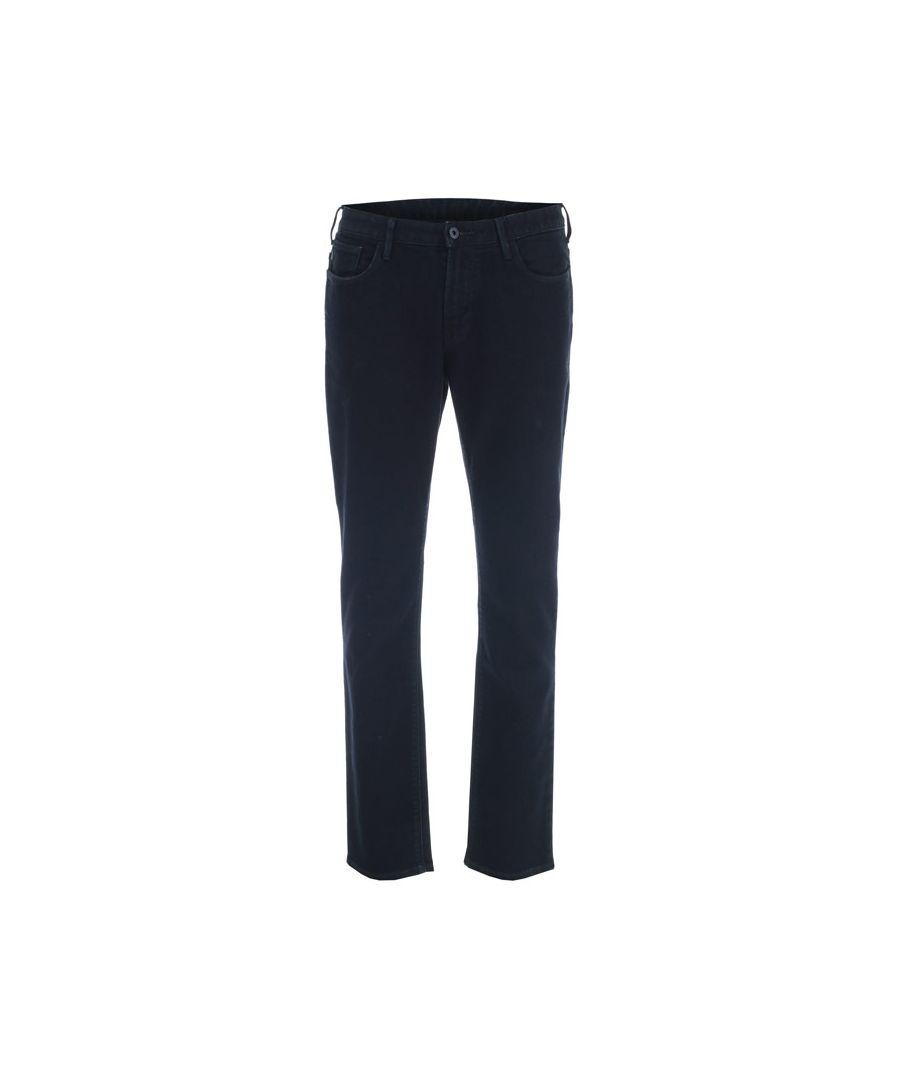 Image for Men's Armani J06 Jeans in Indigo