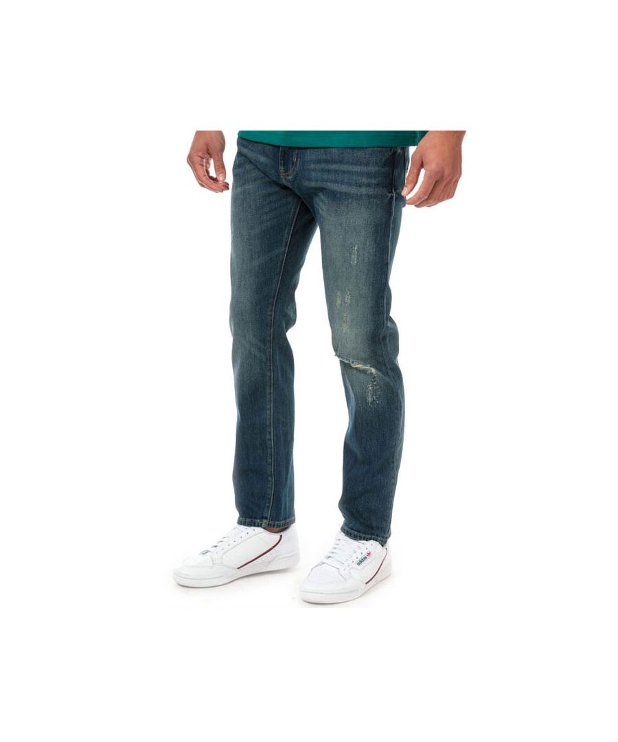 Image for Men's Armani J45 Jeans in Denim