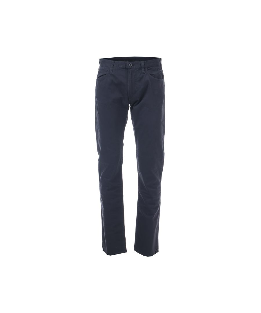 Image for Men's Armani J45 Jeans in Navy