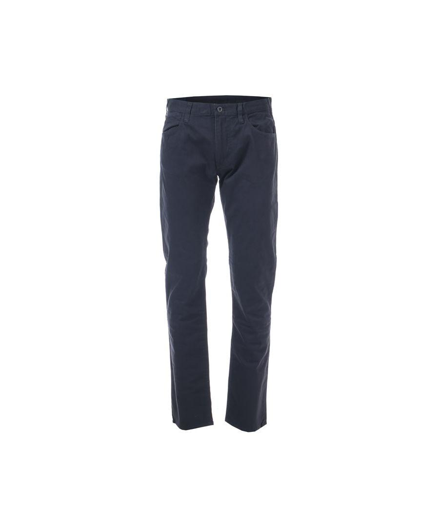 Image for Men's Armani J45 Jeans in Navy