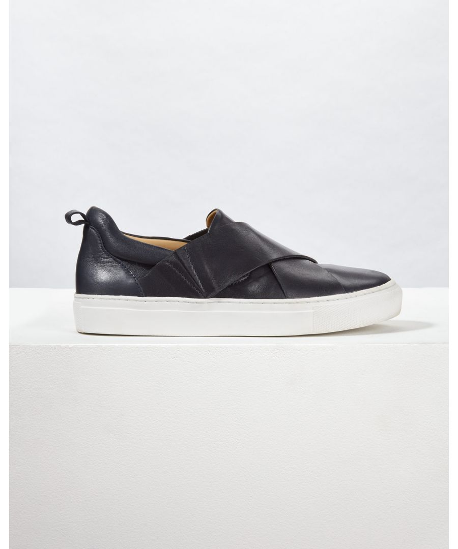 Image for Olivia Cross Strap Trainer