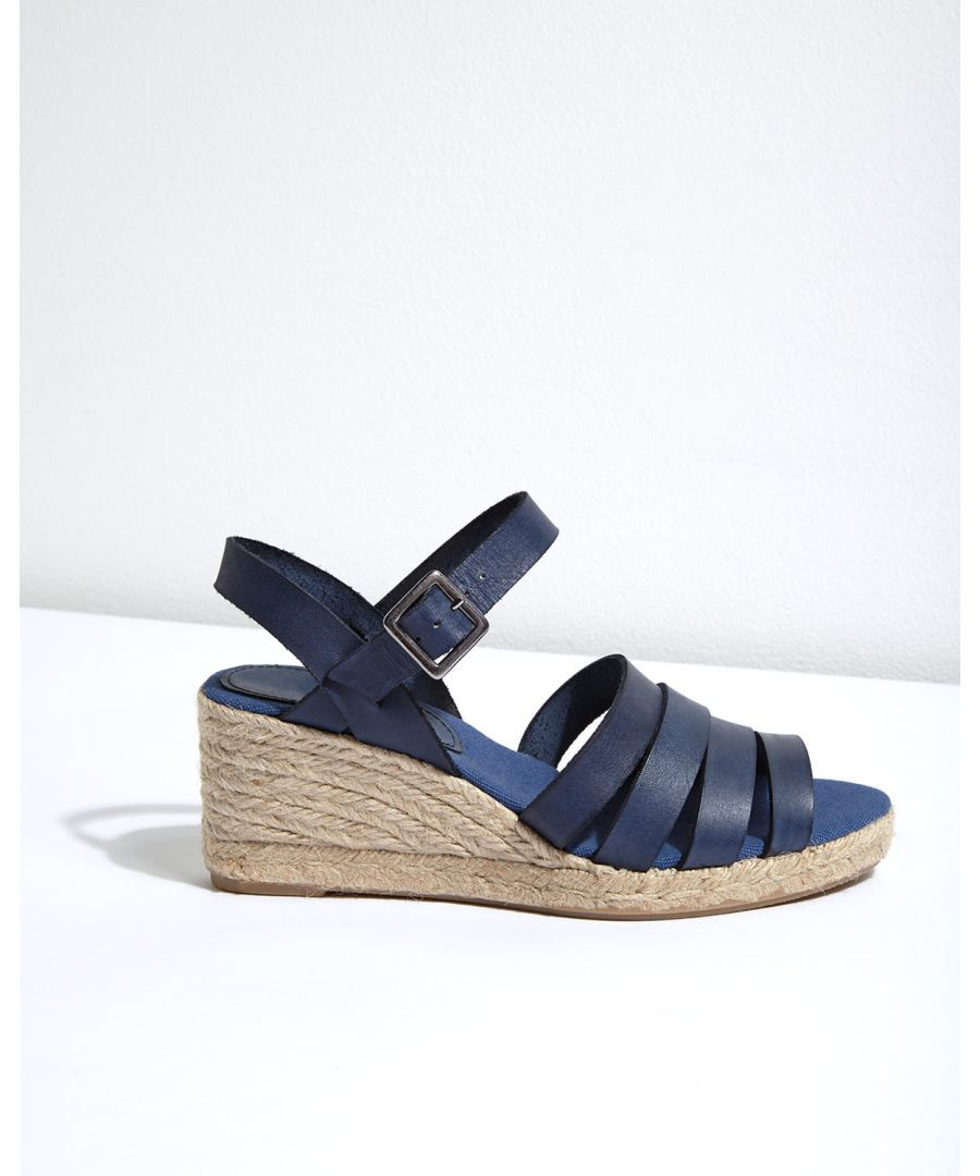 Image for Robyn Multi Strap Espadrille