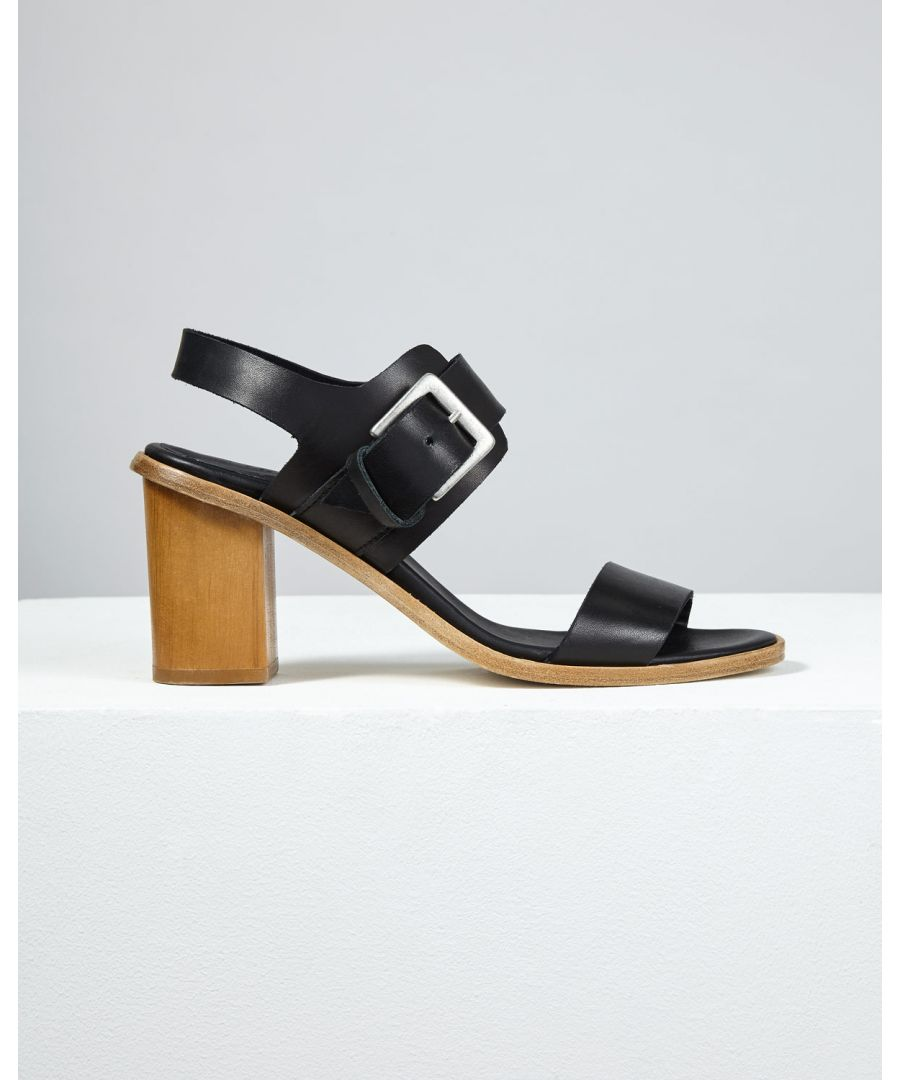 Image for Britta Buckle Detail Sandal