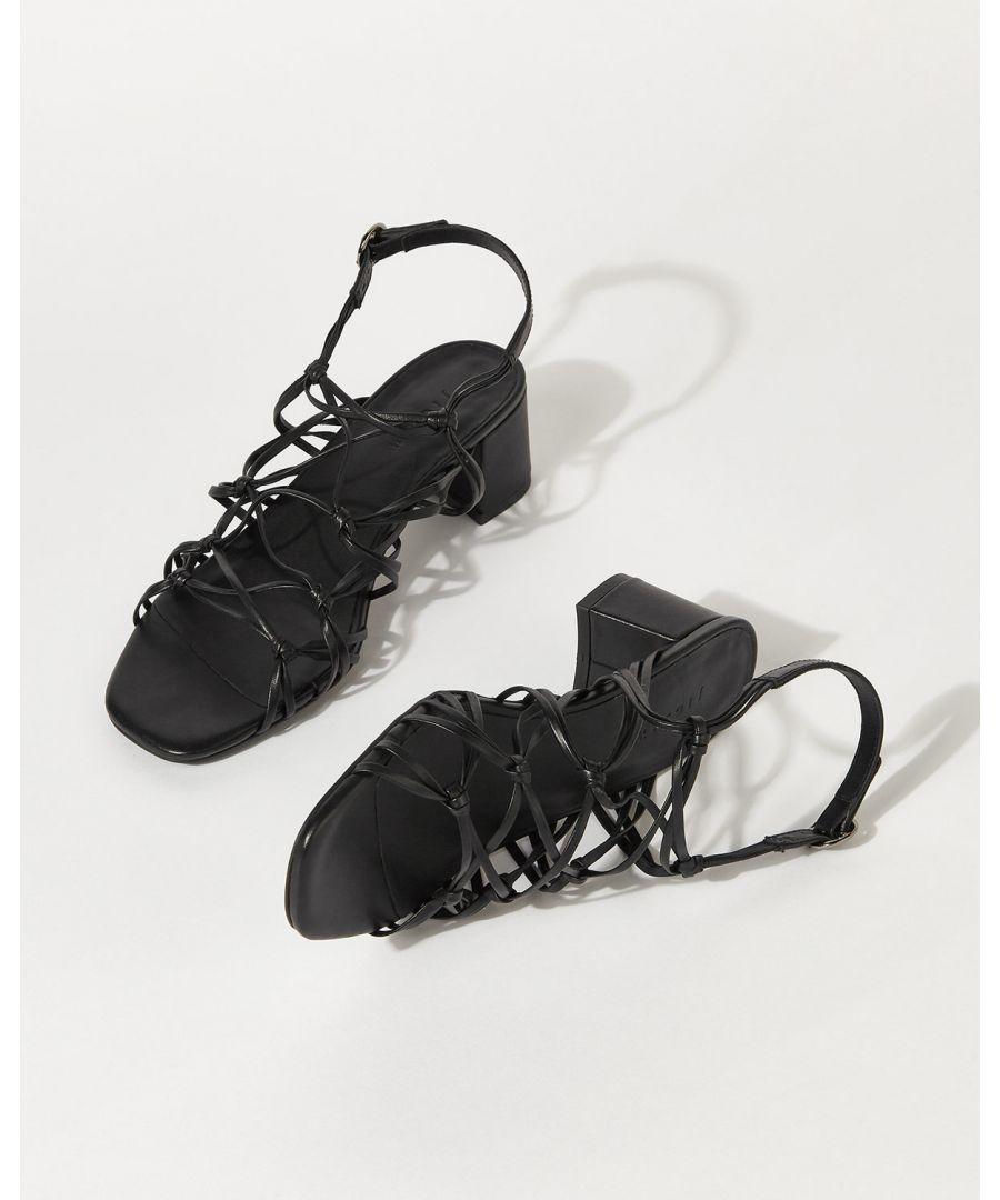 Image for Matilde Multi Strap Sandal