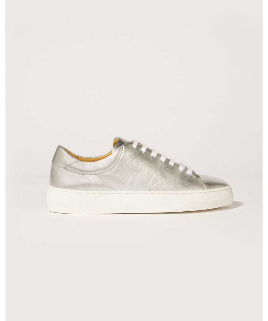 Image for Margot Leather Trainer
