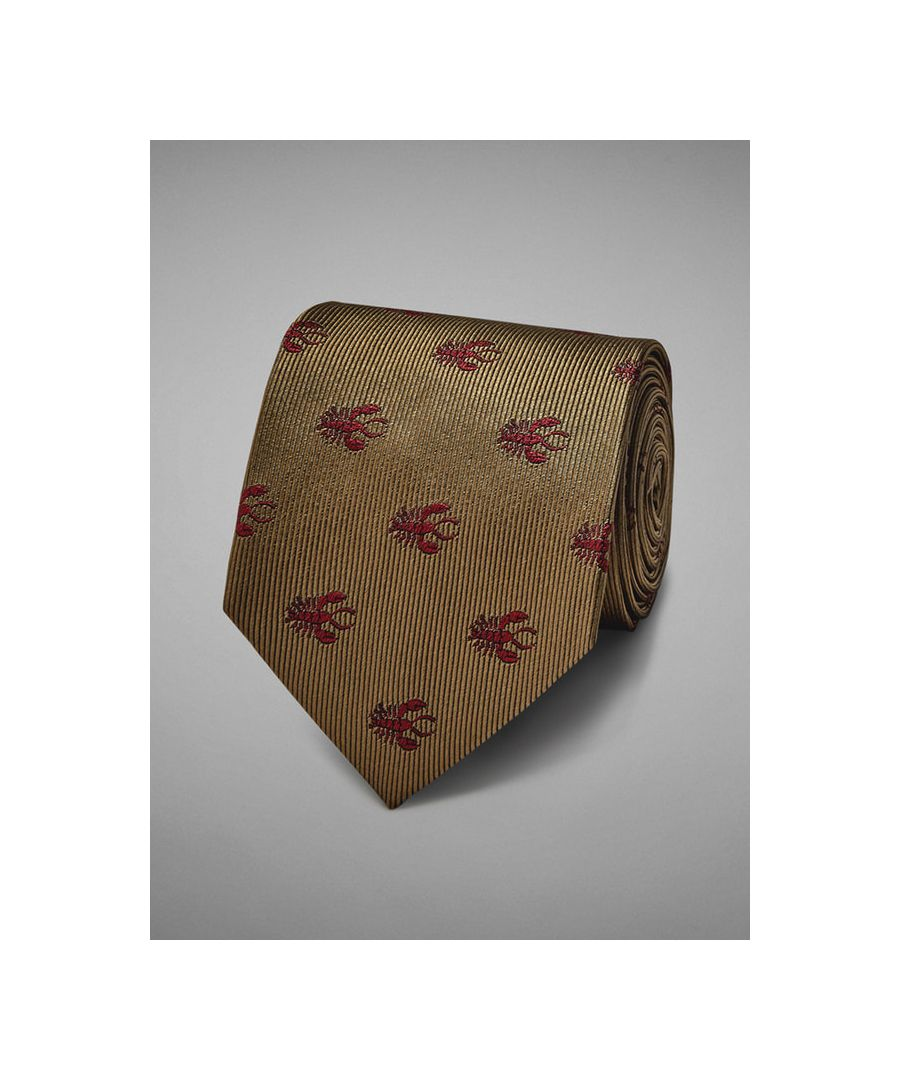 Image for Lobster Woven Tie