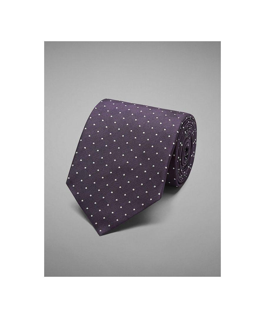 Image for Fine Spot Tie