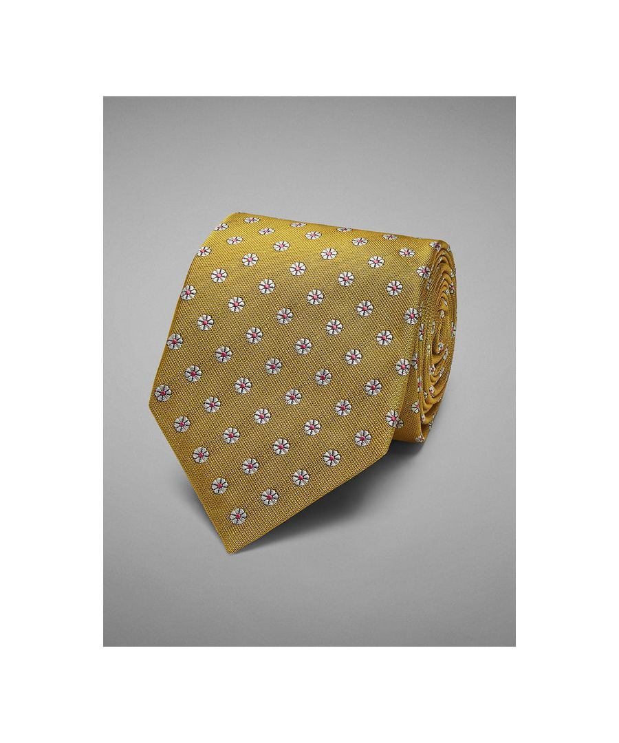 Image for Floral Neat Tie