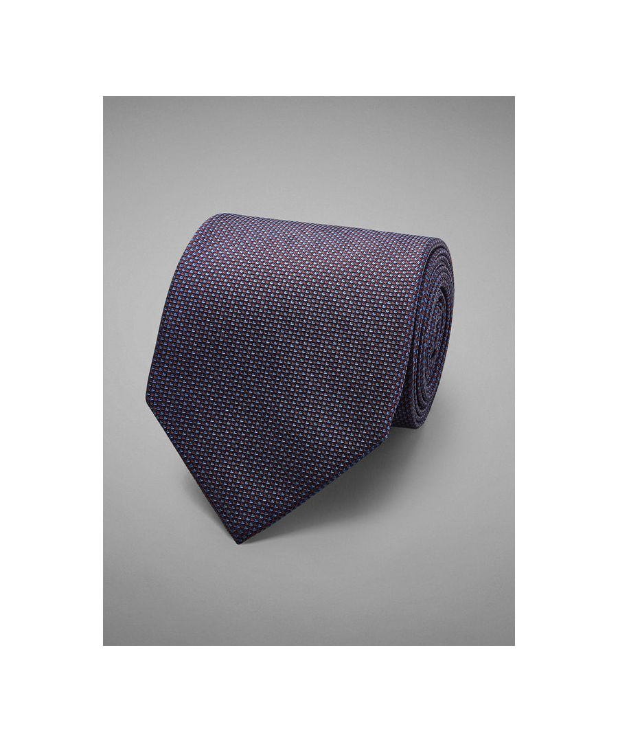 Image for Micro Texture Woven Tie