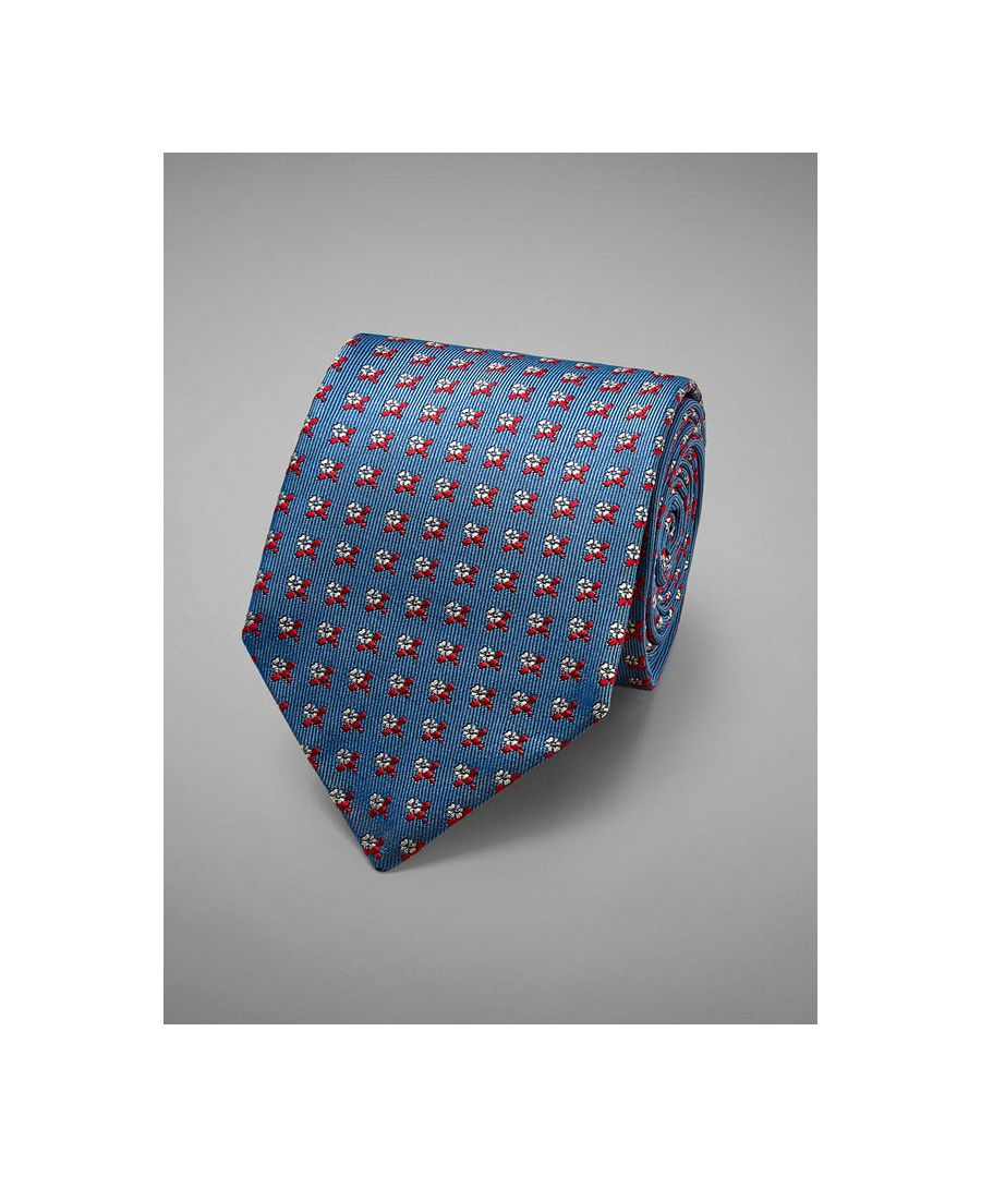 Image for Grenadine Stripe Tie
