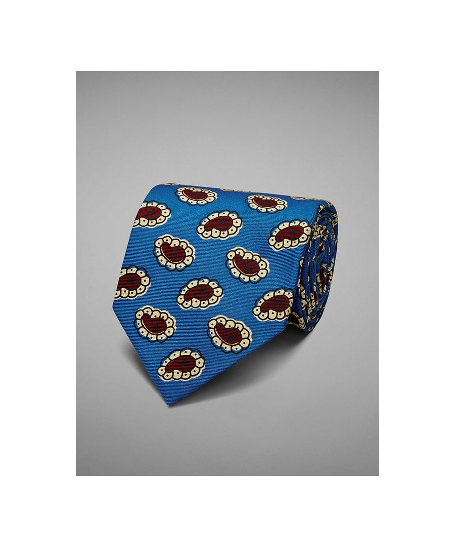 Image for Ancient Madder Paisley Tie