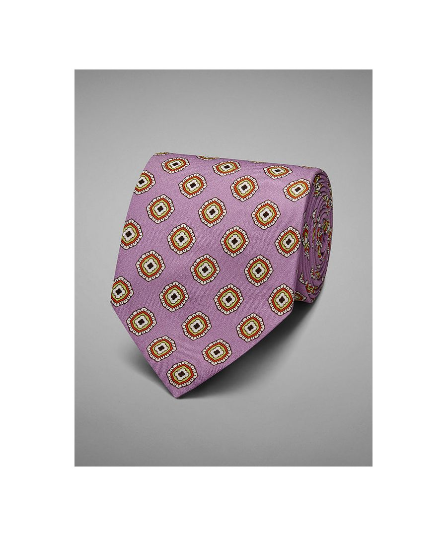 Image for Octagon Medallion Tie