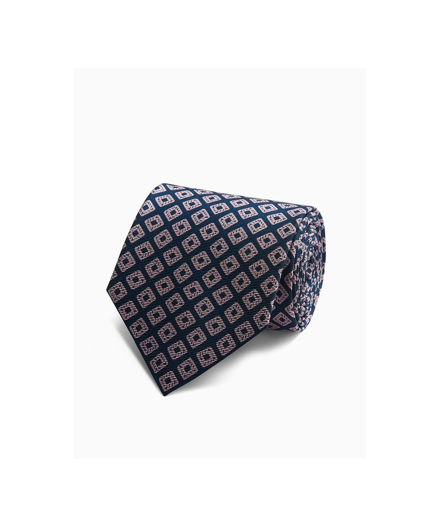 Image for Square Neat Printed Tie