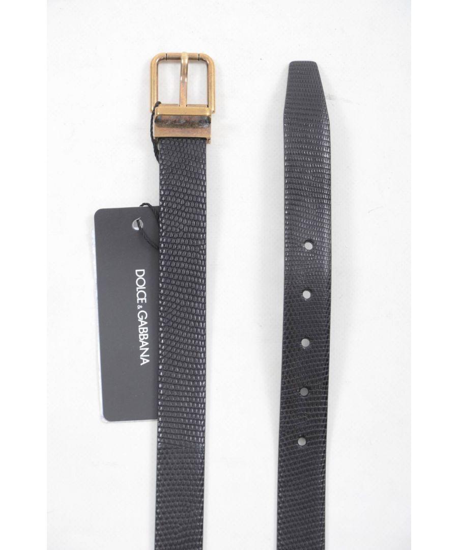 Image for Dolce & Gabbana Men Leather Belt