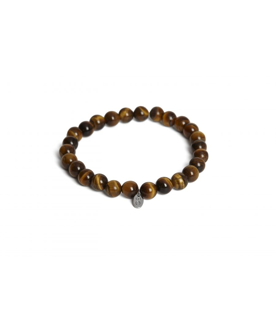 Image for Tigerseye Bead Bracelet