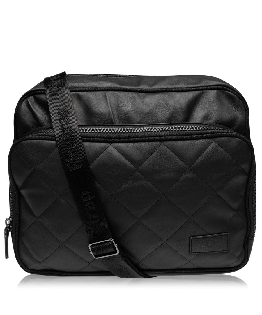 Image for Firetrap Quilted Flight Bag
