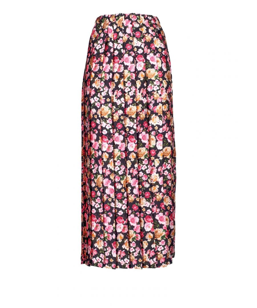 Image for PINK MEMORIES WOMEN'S 10774118 PINK POLYESTER SKIRT