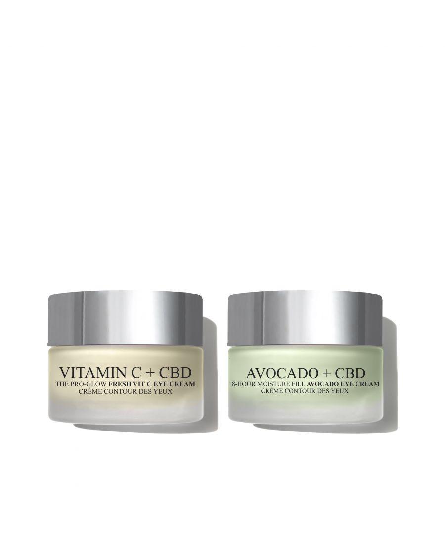 Image for Avocado eye cream + Vitamin c eye cream