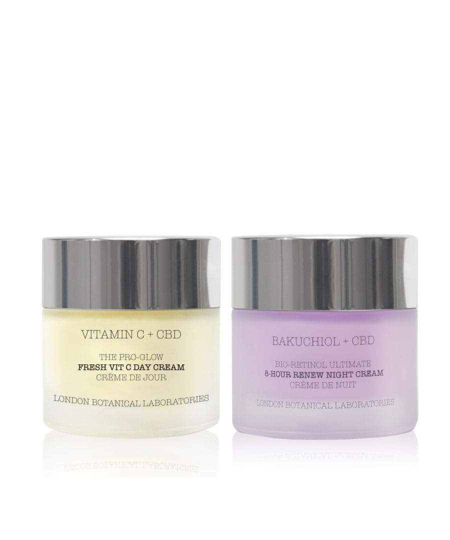 Image for Vitamin c day cream+ Bakuchiol night cream