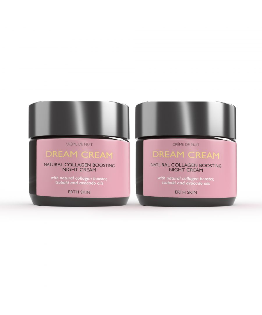 Image for 2 x DREAM CREAM - night cream