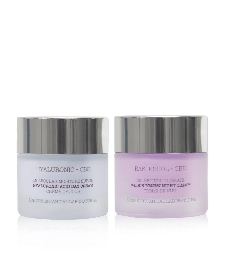 Image for Bakuchiol night cream + hyaluronic acid day cream