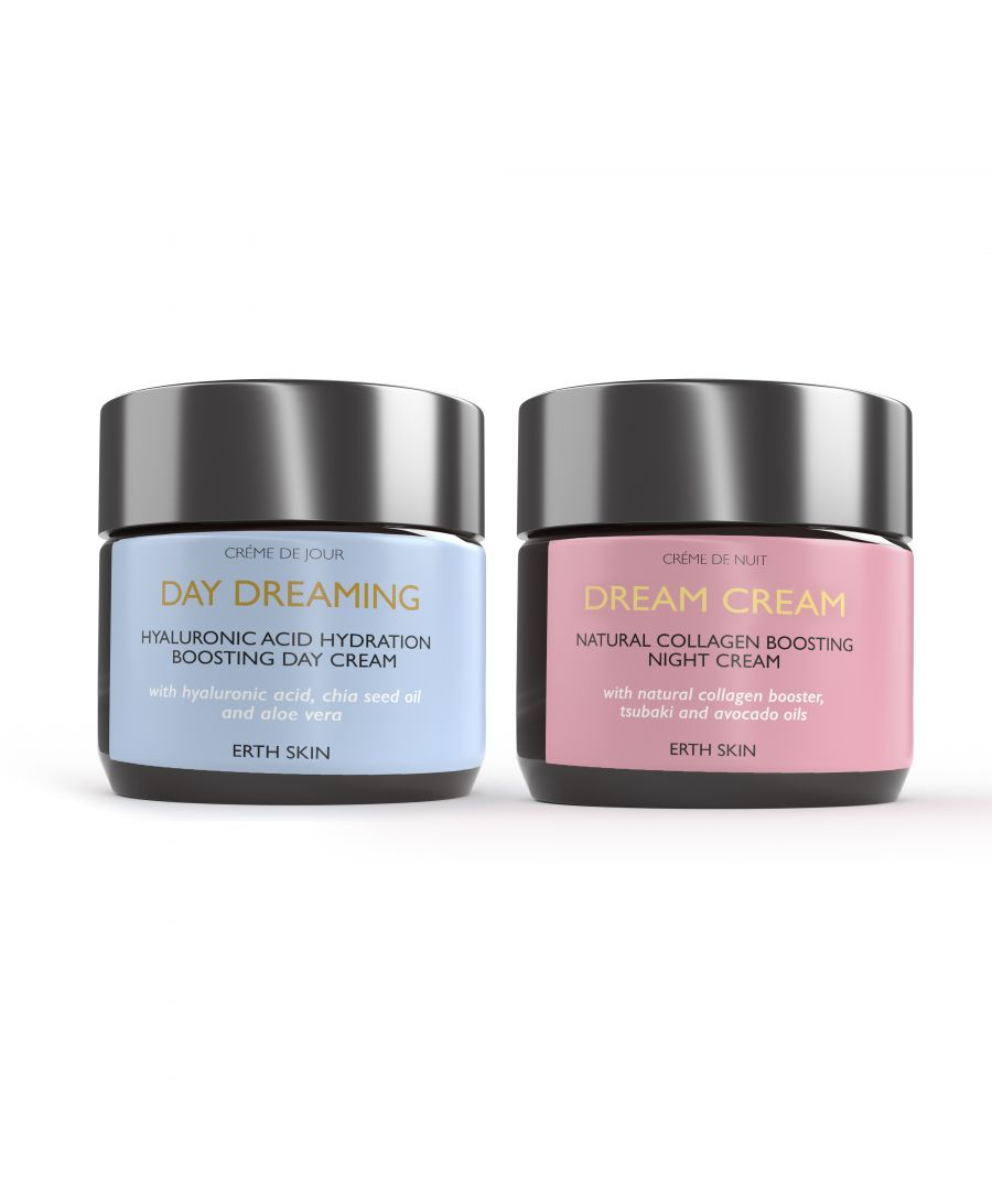 Image for DAY DREAMING - day cream + DREAM CREAM - night cream