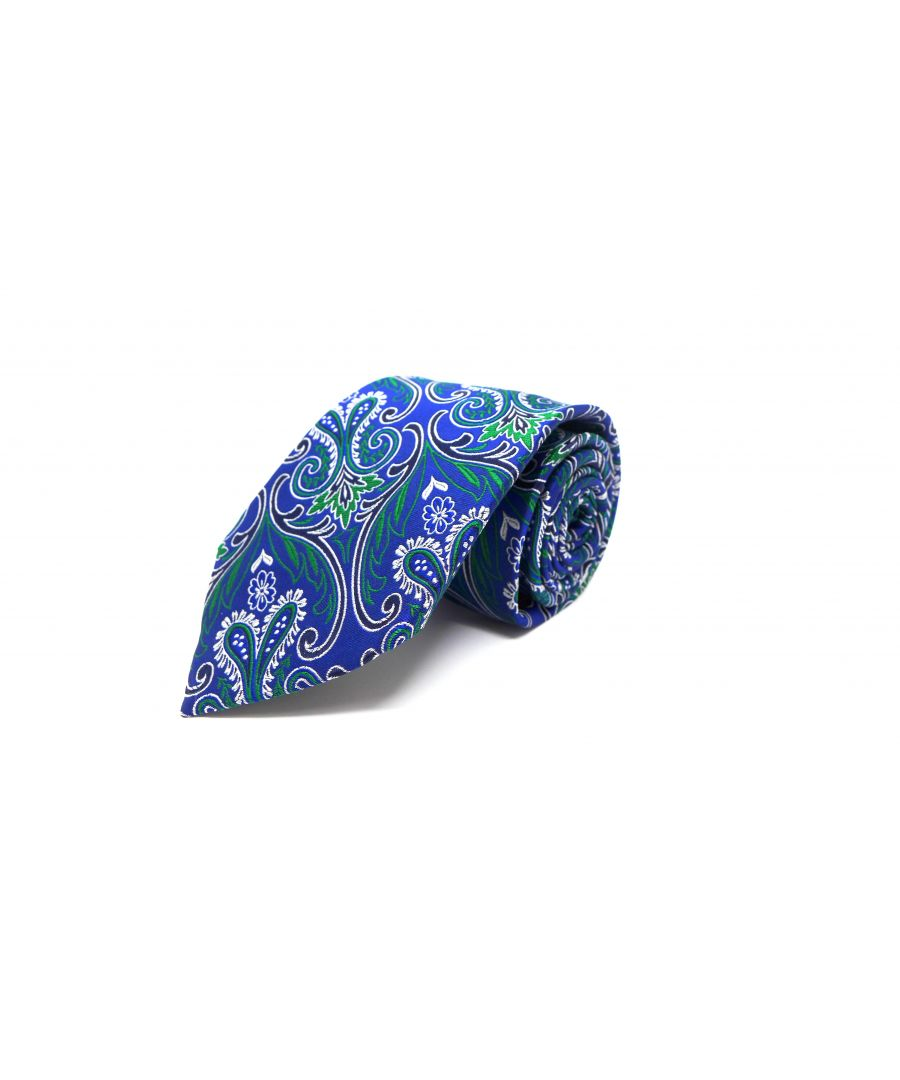Image for SC TIE 10012 HYDRA BLUE